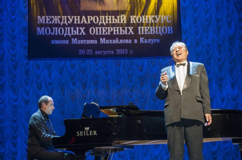Конкурсы молодых оперных певцов в 2017 году