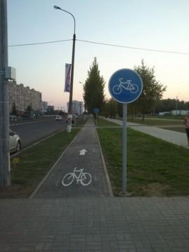 Обнинск становится велосипедным городом