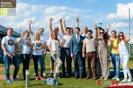 В Калуге впервые в области прошел турнир по мини-гольфу