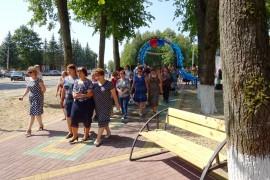 Спас-Деменск рапортует первым: «Благоустройство закончили!»