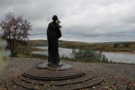 Сегодня Таруса отметила сразу два юбилея, связанных с именем Марины Цветаевой