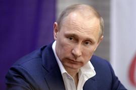 Президент РФ Владимир Путин призвал правоохранительные органы максимально решительно бороться с коррупцией