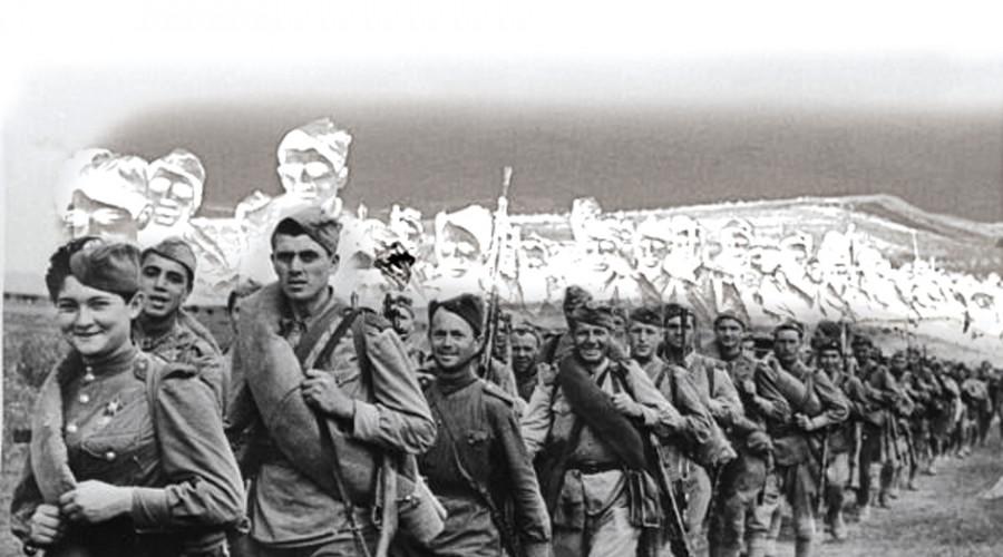 архив великой отечественной войны найти людей