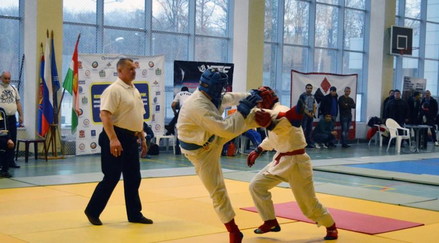 Lll межведомственный турнир по армейскому рукопашному бою