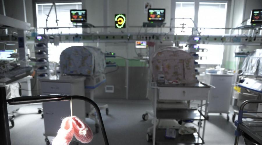 Детская больница крупской