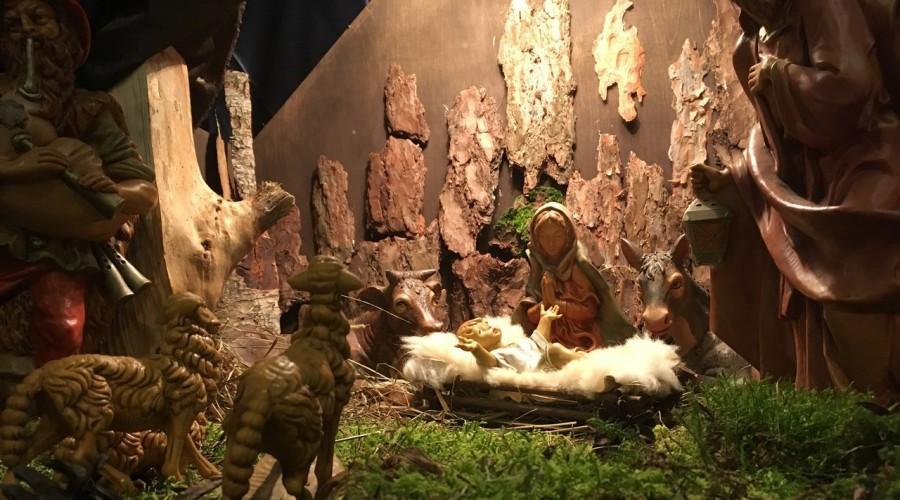 Рождественские ясли  фото 27