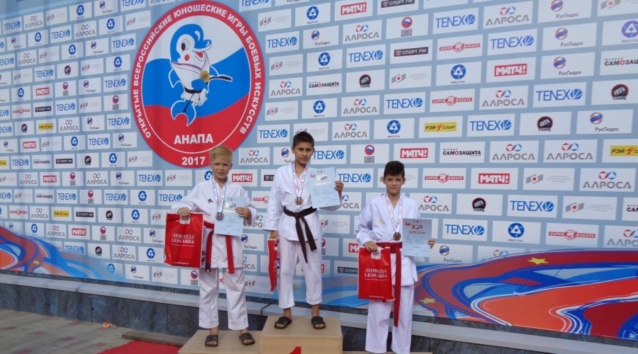 В Анапе прошли X юбилейные открытые Всероссийские юношеские Игры боевых искусств, в которых приняло участие более 4 000 юных спортсменов из 70 регионов.