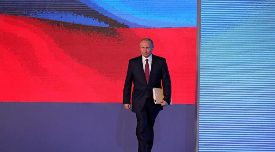 Путин призвал обеспечить рост пенсий
