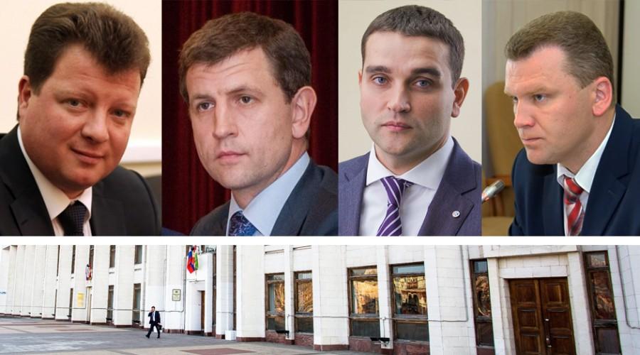 Руководитель Калуги Константин Горобцов оставляет собственный пост
