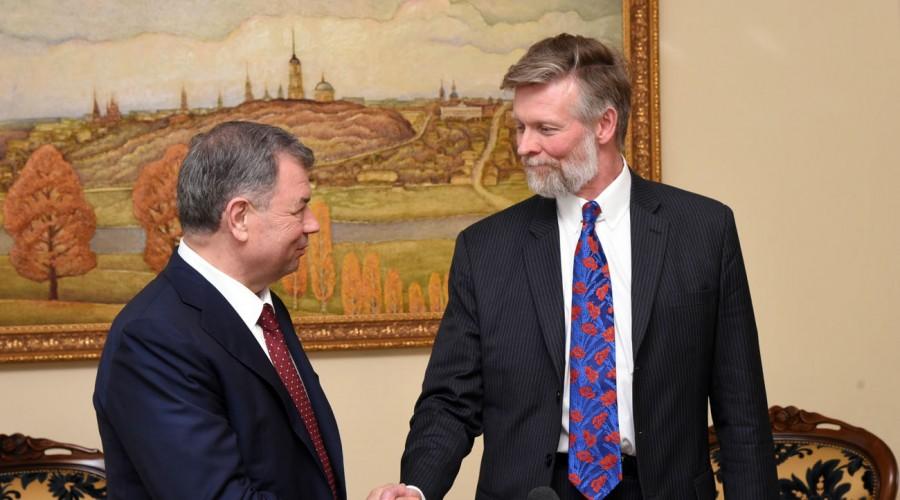 Шведская бизнес-миссия расширяет экономические связи сКалужской областью