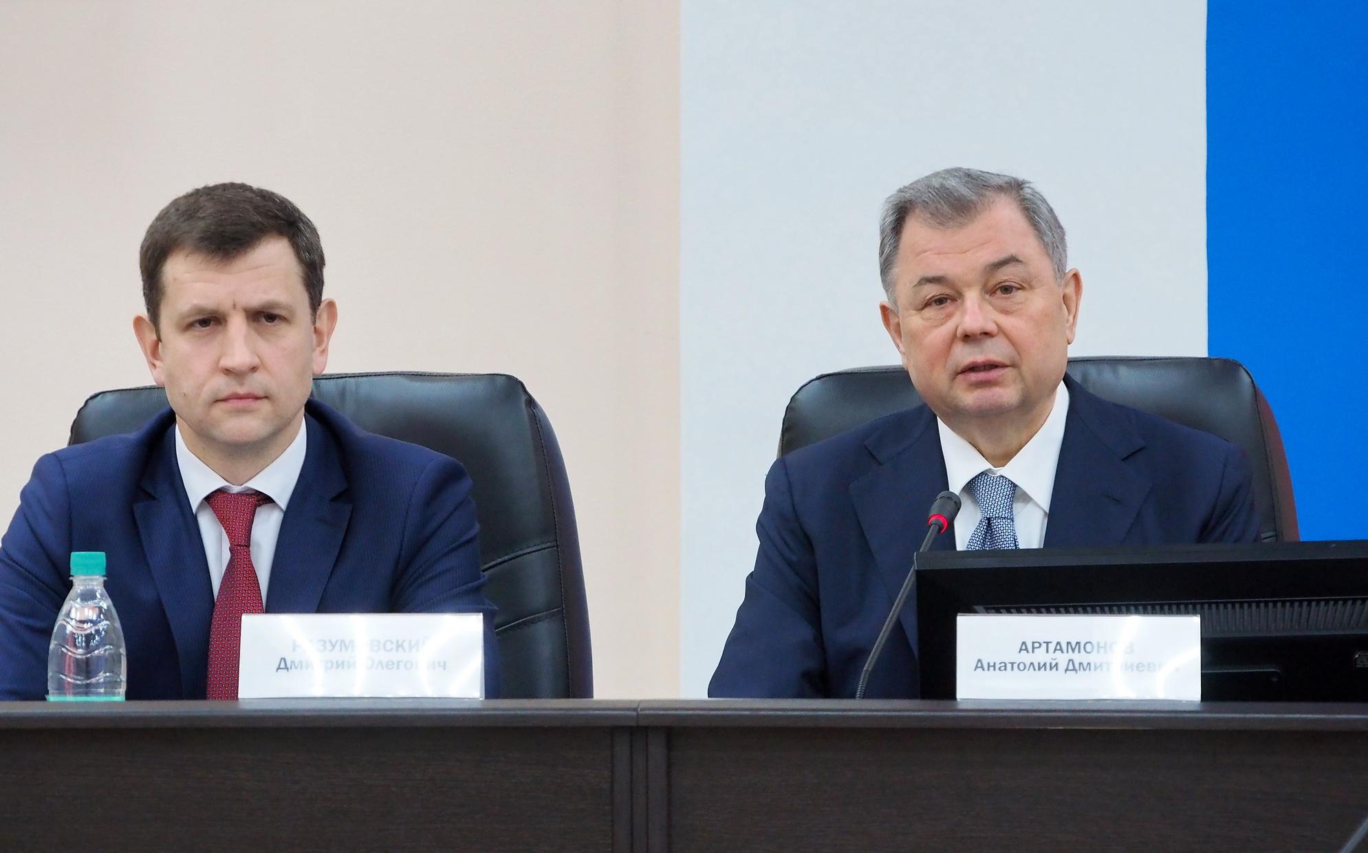 Министром финансового развития Калужской области назначен Илья Веселов