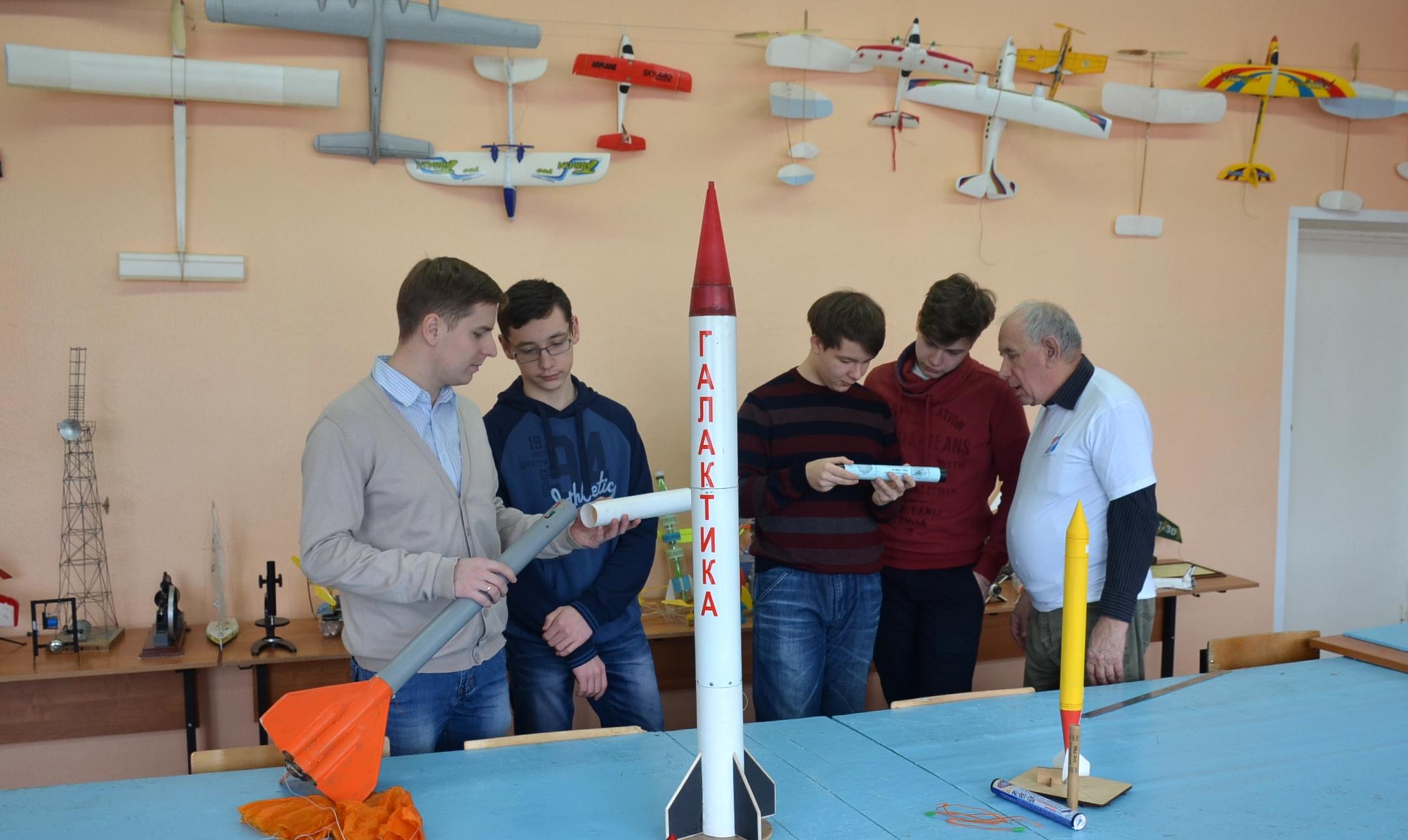 Наюго-востоке столицы отметят День космонавтики